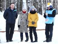 III ежегодный турнир по пляжному волейболу на снегу., Фото: 2