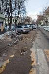 Провал дороги на ул. Софьи Перовской, Фото: 4