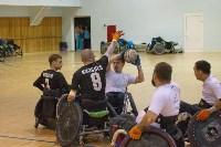 Чемпионат по регби на колясках в Алексине, Фото: 10