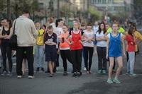 Легкоатлетическая эстафета школьников. 1.05.2014, Фото: 2