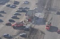 Пожар в Заречье. 16.03.2015, Фото: 6