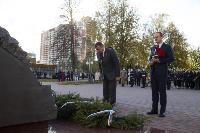 В Туле открыли памятник экипажу танка Т-34, Фото: 27