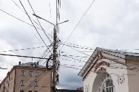 Тула запуталась в проводах, Фото: 13