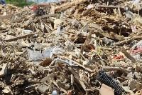 В Тульской области незаконно сжигали московский мусор, Фото: 34