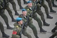 Репетиция Парада Победы в подмосковном Алабино, Фото: 103