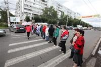 Митинг предпринимателей на ул. Октябрьская, Фото: 9