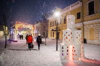 Вечерний снегопад в Туле, Фото: 31