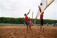 Пляжный волейбол в парке, Фото: 10