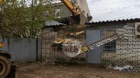 Снос незаконных павильонов в Заречье, Фото: 5