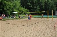 III этап Открытого первенства области по пляжному волейболу среди мужчин, ЦПКиО, 23 июля 2013, Фото: 1