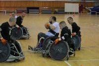 Чемпионат по регби на колясках в Алексине, Фото: 3