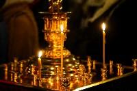 Пасхальное богослужение в Успенском соборе, Фото: 18