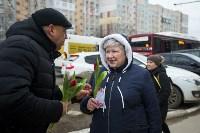 Пролетарский глава Сергей Шестаков поднял тулячкам настроение, Фото: 14