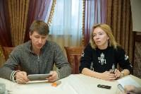 Алексей Ягудин и Татьяна Тотьмянина в Туле, Фото: 31
