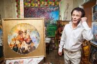 Александр Немцов рассказал об истории картины с Путиным, Богородицей и Николаем II, Фото: 26