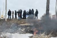 Бунт в цыганском поселении в Плеханово, Фото: 38