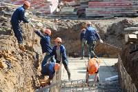 Строительство суворовского училища. 6 июля 2016 года, Фото: 2
