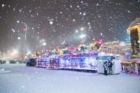 Вечерний снегопад в Туле, Фото: 10