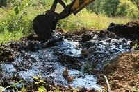Ликвидация разлива нефтепродуктов в Комарках, Фото: 7