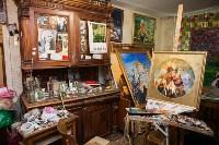 Александр Немцов рассказал об истории картины с Путиным, Богородицей и Николаем II, Фото: 41