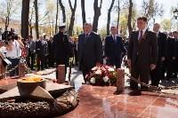 Открытие памятника чекистам в Кремлевском сквере. 7 мая 2015 года, Фото: 52