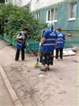 Работники УК «Партнер» приняли активное участие в общегородском субботнике., Фото: 19