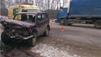 ДТП на 11-м километре трассы Тула-Новомосковск, Фото: 2