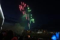 Шоу фонтанов на Упе. 9 мая 2014 года., Фото: 26