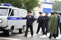 В Туле полицейские соревнуются в мастерстве, Фото: 3