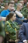 Звёзды Первого канала устроили концерт в военной части, Фото: 30