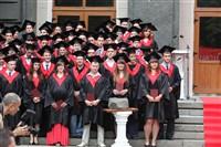 Владимир Груздев поздравил выпускников магистратуры ТулГУ, Фото: 81