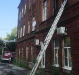В общежитии на Веневском шоссе в Туле произошел пожар, Фото: 4