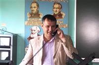 Денис Бычков проверяет школы Тульской области, Фото: 28