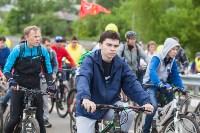 В Туле прошел большой велопарад, Фото: 153
