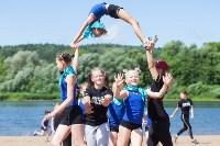 Акробаты и боксеры в летнем лагере, Фото: 35