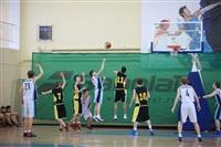 Открытый турнир «Славянская лига» и VIII Всероссийский открытый турнир «Баскетбольный звездопад», Фото: 43