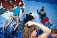 Соревнования на скалодроме среди детей, Фото: 2