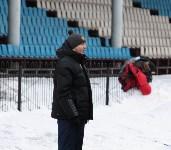 """Матч """"Тула""""-""""Кашира"""" в Новомосковске. 31.01.2015, Фото: 23"""