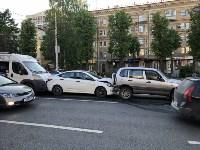 Массовое ДТП на проспекте Ленина, Фото: 2