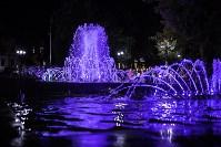 Открытие светомузыкального фонтана возле драмтеатра, Фото: 12