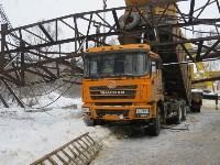 Ликвидация последствий ДТП на Веневском шоссе, Фото: 2