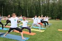 День йоги в парке 21 июня, Фото: 5