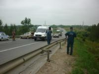 ДТП на трассе М2 Крым. 11 июля 2014 год., Фото: 6