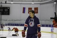 Легенды хоккея провели мастер-класс в Туле, Фото: 28