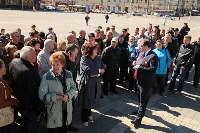 """Митинг ООО """"ЖКУ"""" г. Тулы 6 мая 2015 года, Фото: 8"""