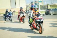 Тульские байкеры закрыли мотосезон, Фото: 1