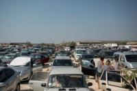 Пробки на Керченской переправе, Фото: 9