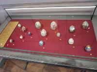 В Туле открылась выставка старинных фарфоровых пасхальных яиц, Фото: 15