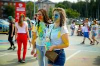 В Туле прошел фестиваль красок и летнего настроения, Фото: 88