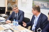 Дмитрий Миляев посетил предприятие по производству замороженной рыбы и полуфабрикатов, Фото: 2